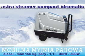 Astra Steamer Compact